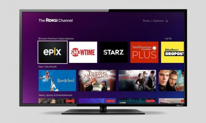 Roku's premium subscriptions