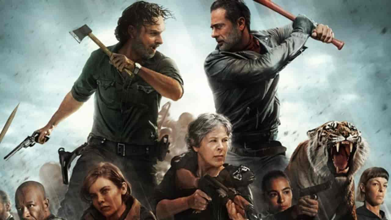 netflix the walking dead staffel 9