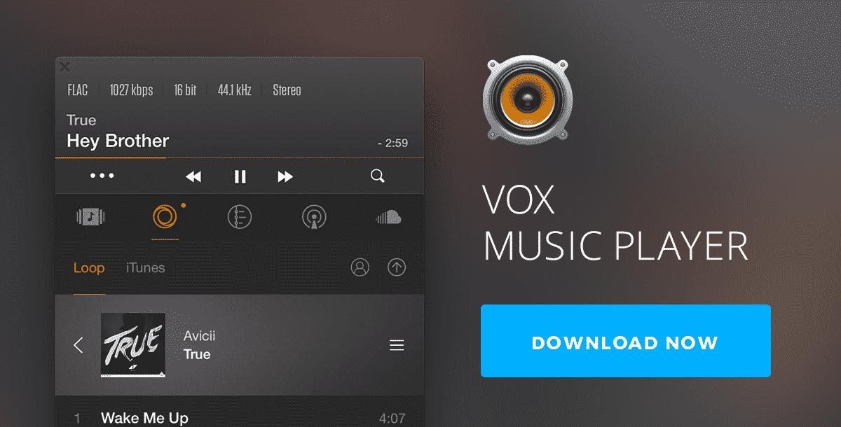 vox media player