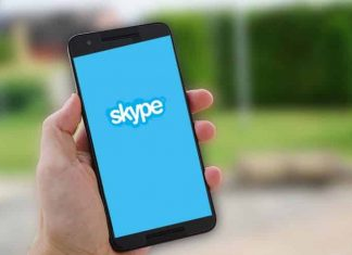 Vulnerability in Skype app for Android version