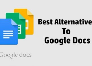 Best Alternatives To Google Docs