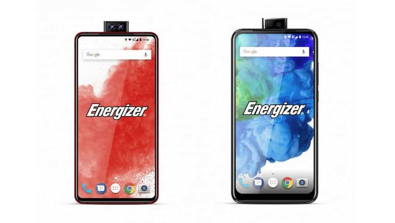 Energizer Ultimate Smartphones With Pop-up Selfie Cameras
