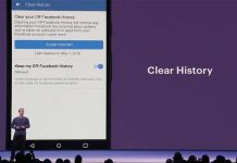 Facebook to launch its 'Clear History' feature later this year