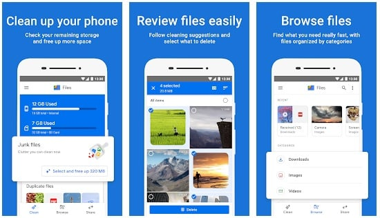- Files By Google - 10 Amazing Google Apps You Have Never Heard Of
