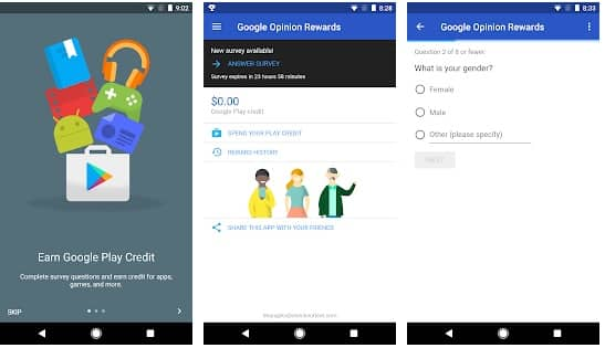- Google Rewards - 10 Amazing Google Apps You Have Never Heard Of