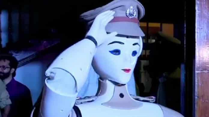 India inducts its first Robocop in Kerala police force