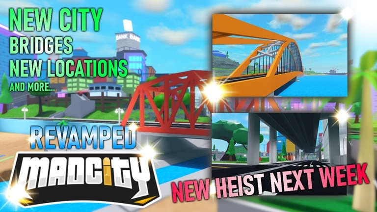 Mad City Roblox Private Servers 20 Best Roblox Games In 2020 That You Must Play