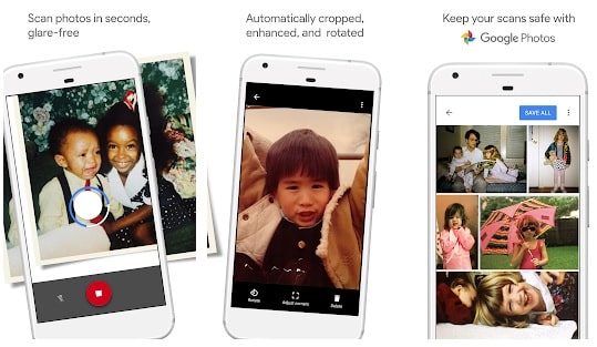 - PhotoScan - 10 Amazing Google Apps You Have Never Heard Of