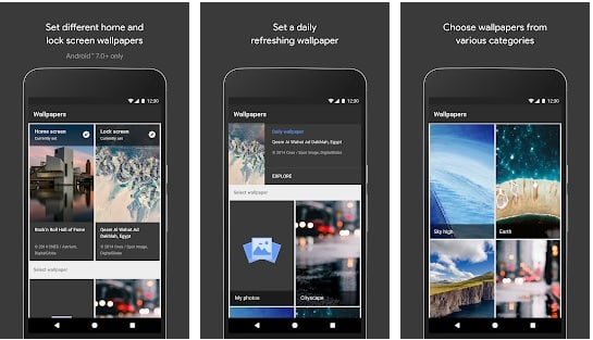 - Wallpapers - 10 Amazing Google Apps You Have Never Heard Of