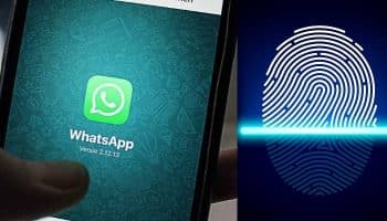 WhatsApp adds fingerprint lock feature