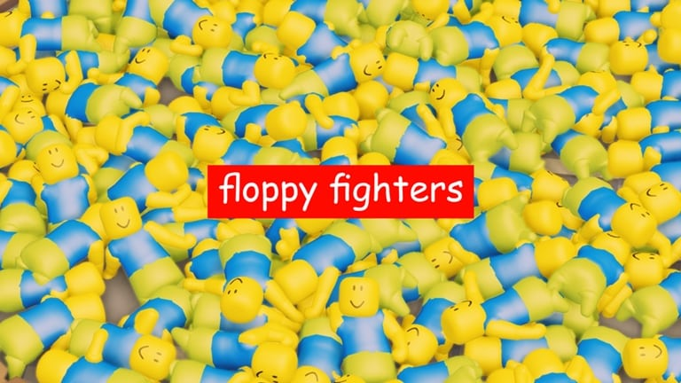 Floppy Fighters