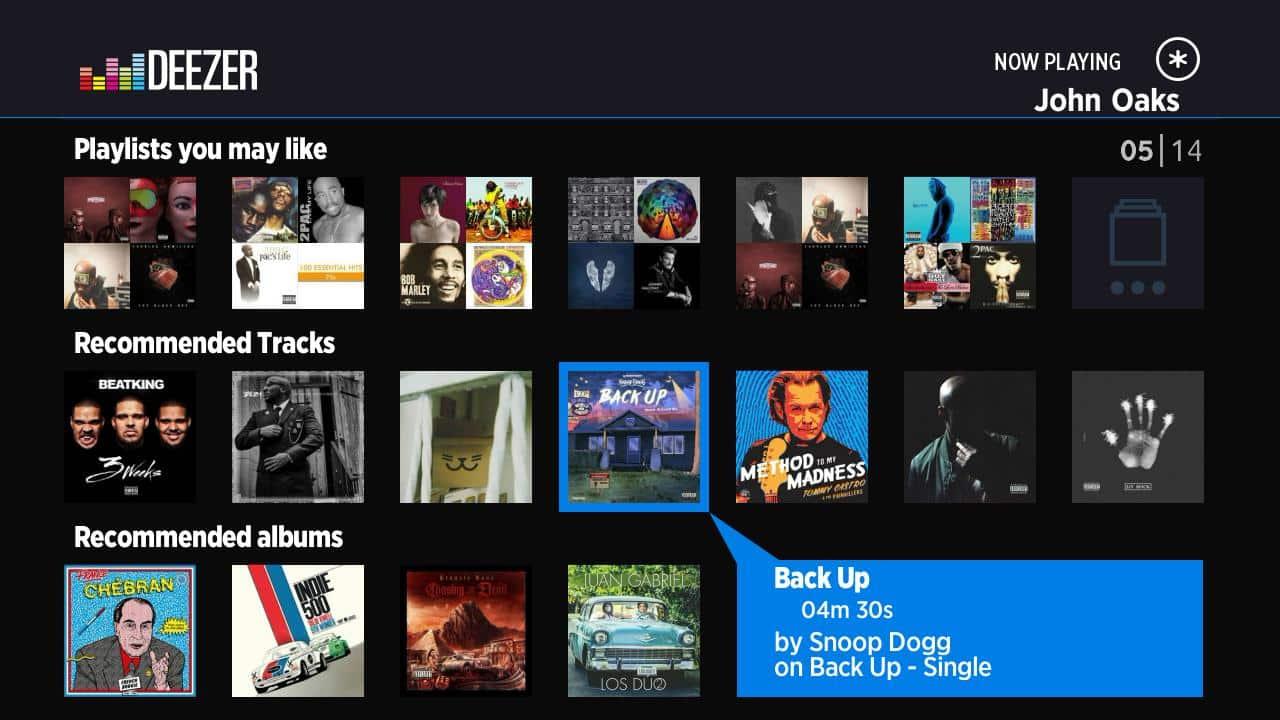 - Deezer - 10 Best Spotify Alternatives For Music Streaming