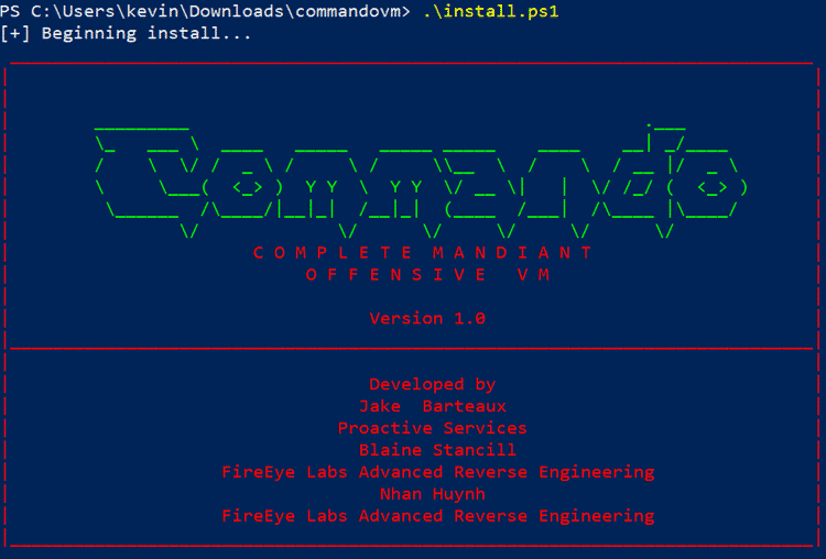 "FireEye's ""Commando VM"" Allows You To Hack Using Your Windows PC"