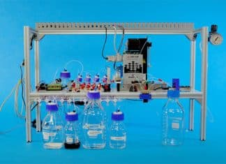 Microsoft demonstrates first fully automated DNA data storage with a 'hello'