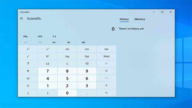 Microsoft open-sources Windows Calculator app on GitHub