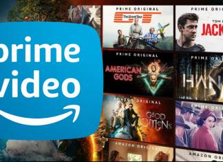 Prime Video tv shows