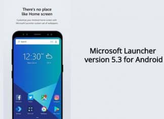 Microsoft officially rolls out Launcher version 5.3 for Android