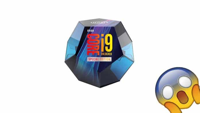 Intel's Core i9-9900KS clocking at 5GHz on all 8 cores announced at Computex 2019