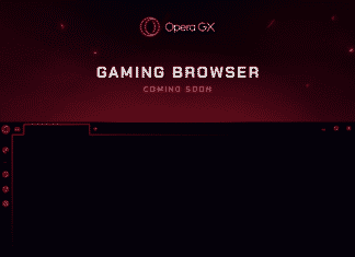 Opera launches its first gaming browser, Opera GX
