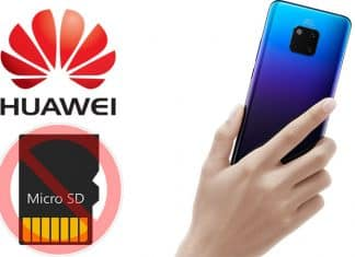 SD Association Blocks Huawei From Using microSD Cards In Its Future Smartphones