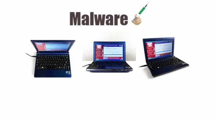 The World's Most Destructive Laptop Running 6 Malware Is Up For Auction