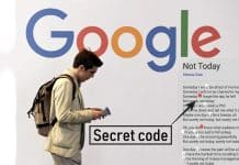 Google accused of stealing song lyrics, caught using secret morse code