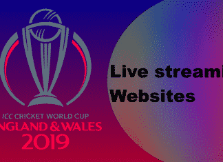 ICC Cricket World Cup 2019 Live Streaming Websites- Watch Online