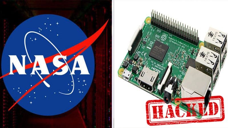 Rogue Raspberry Pi used to hack NASA JPL