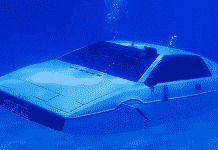 Tesla Has James Bond-Style Submarine Car Design Ready, Says Elon Musk