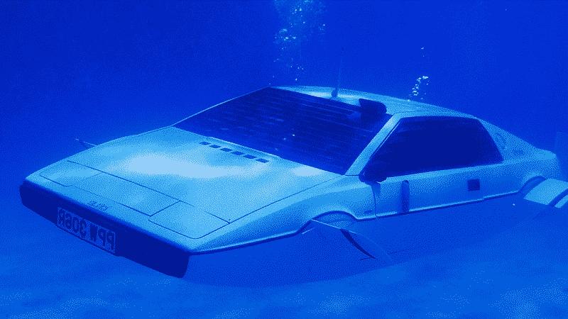 Elon Musk Tesla Has Designed A James Bond Style Submarine Car