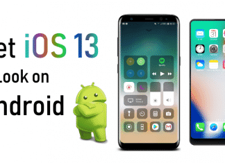How to make your Android phone look like iOS 13
