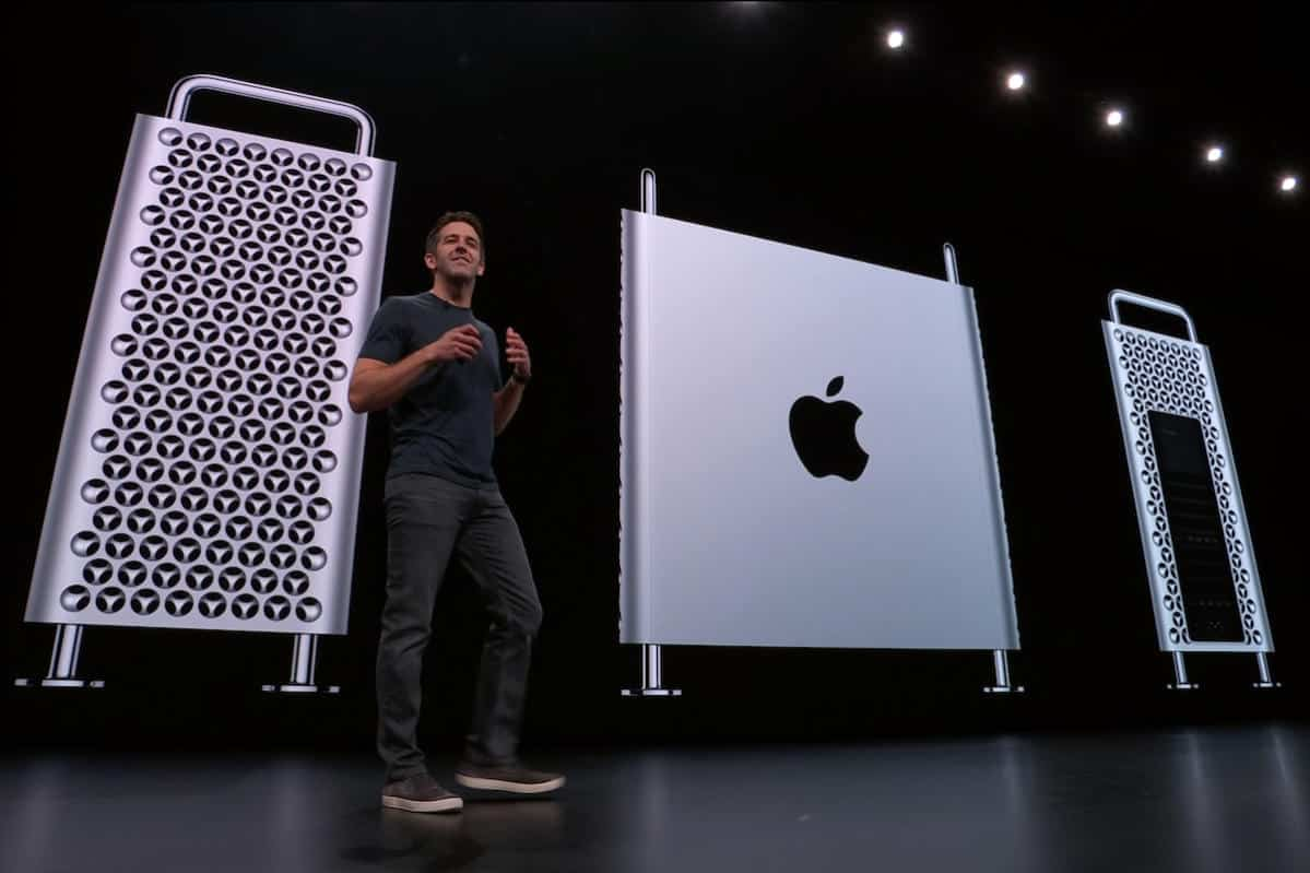 Apple launches Mac Pro with modular design and 1.5TB RAM