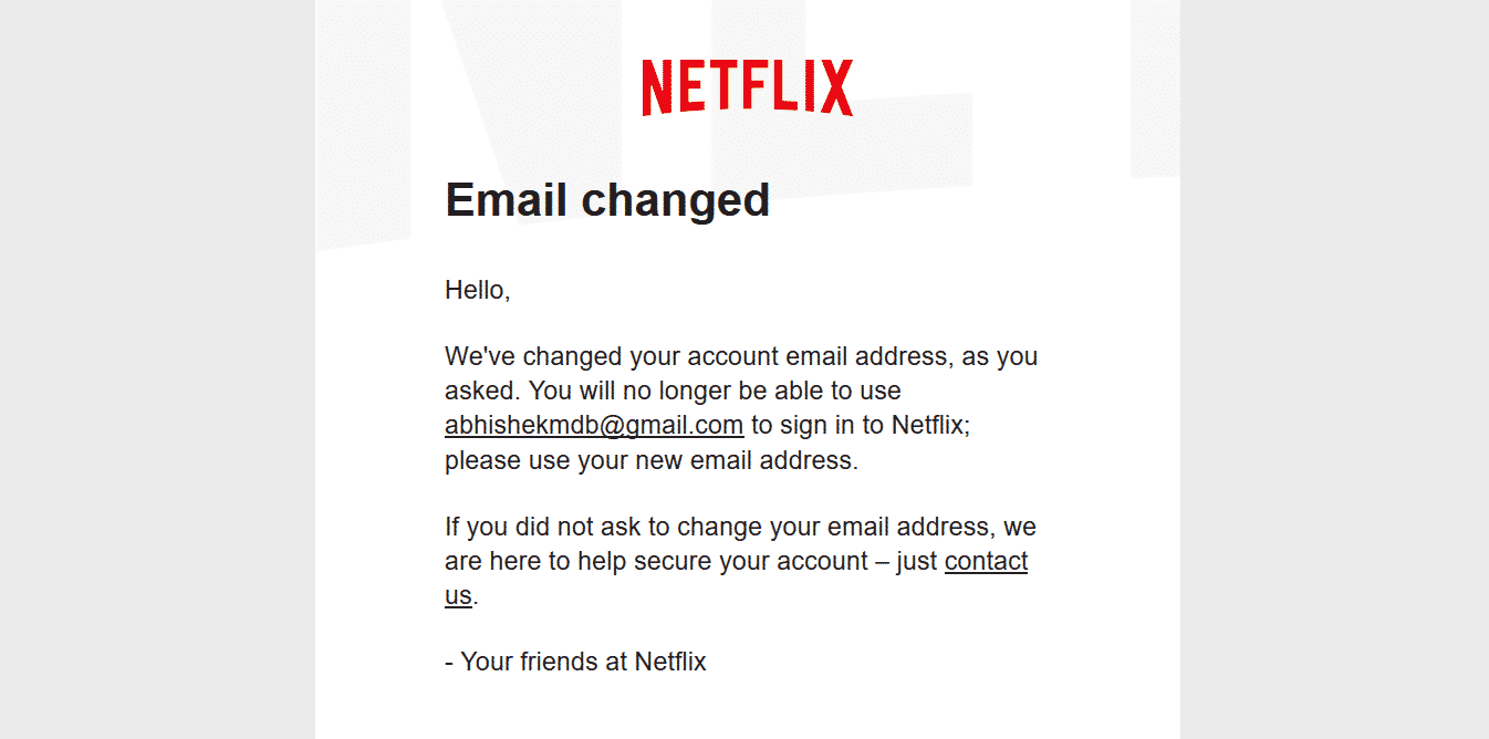 My Netflix Account Was Hacked And Customer Service Was