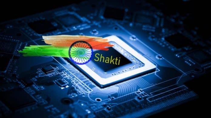 'Shakti'-India's First Processor