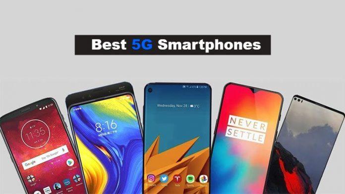 10 Best 5G Smartphones