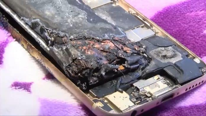 11-year-old Californian girl says iPhone 6 caught fire in her hand