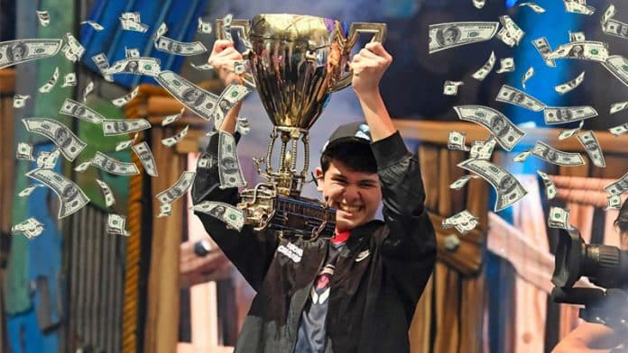 16-Year Old U.S. Teenager Makes A Fortune By Winning $3 Million In Fortnite Championship