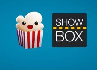 popcorn time, showbox