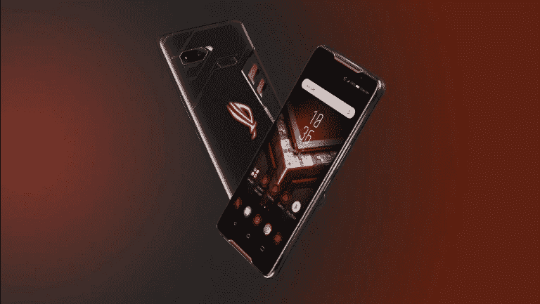 Asus ROG Phone 2 - Best Gaming Smartphones