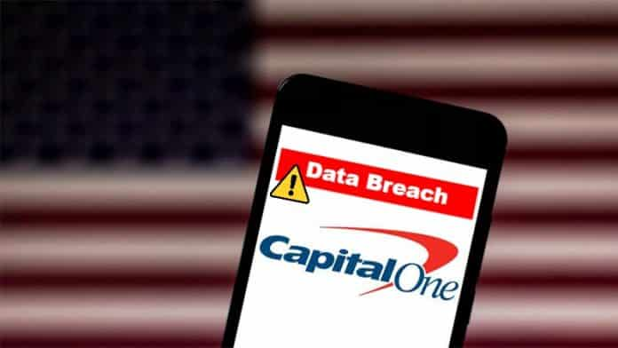 Capita One Data Breach: 100 million credit card applications affected
