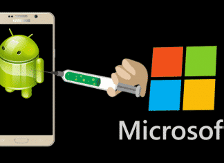 microsoft ads on android