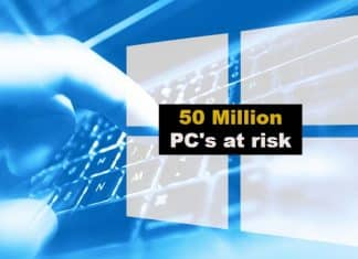 Nearly 50 Million PCs at risk due to another Windows 10 update bug