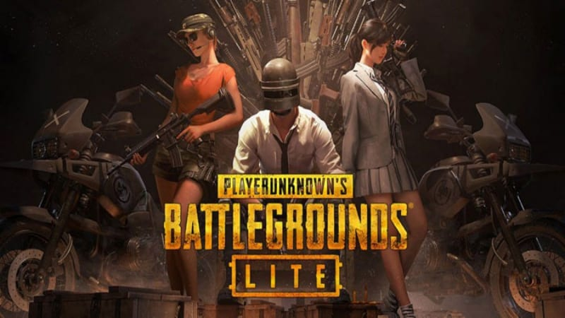 pubg lite vs pubg pc