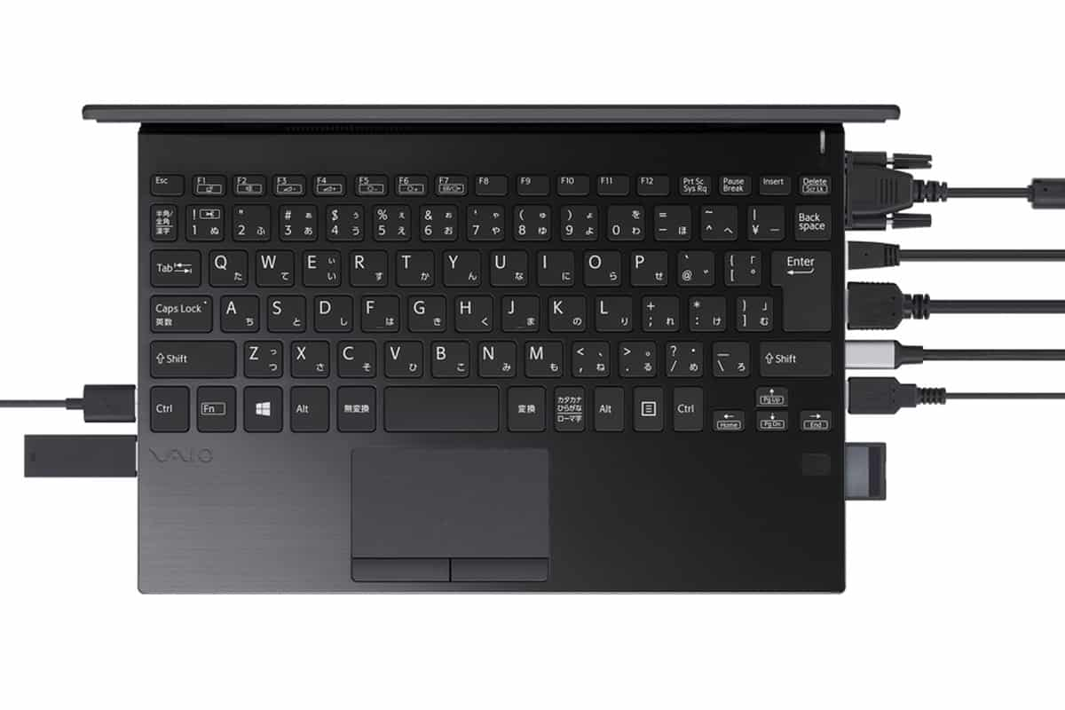 Vaio Announced SX12 Laptop With A Plethora Of Ports