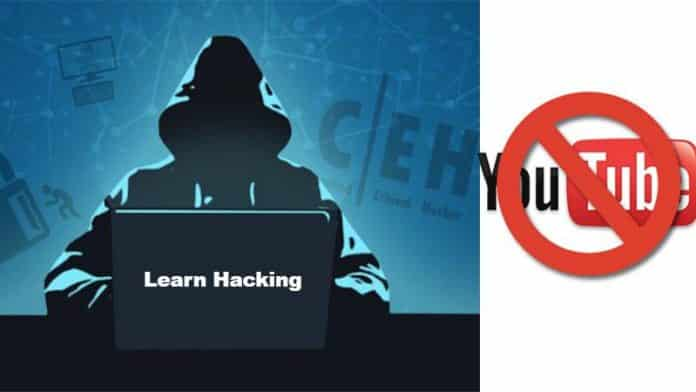 YouTube Bans All 'Instructional Hacking And Phishing' Videos Violating Its Terms Of Service