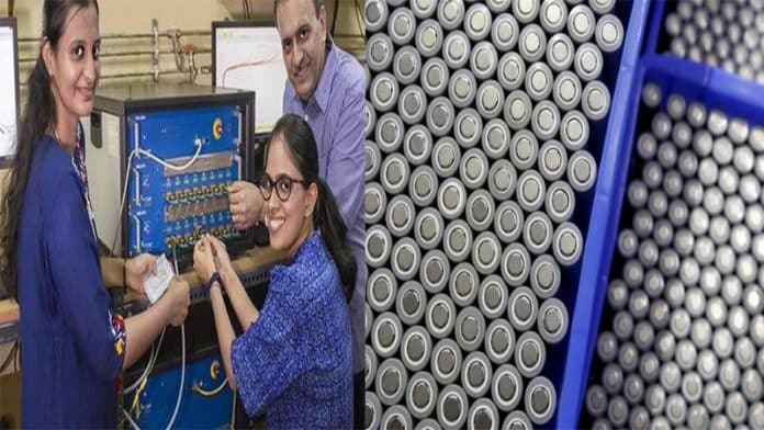 IIT Madras Team Builds World's First Iron-Ion Battery