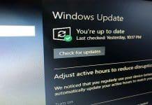 Latest cumulative update for Windows 10 fail to install, causes random restarts