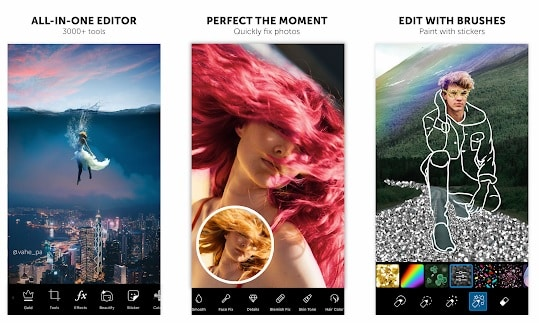 Picsart For PC - the best photoediting software