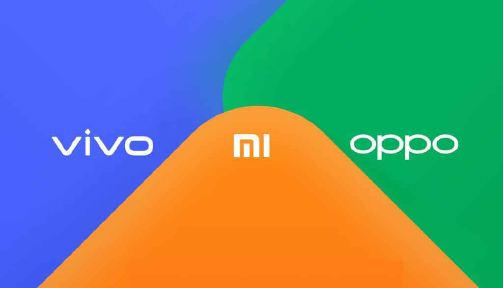 Xiaomi, OPPO, And Vivo Partner To Launch Apple AirDrop Alternative