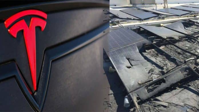 Walmart sues Tesla over fires at 7 stores with rooftop solar panels